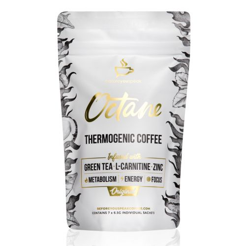 Octane High Performance Coffee Blend Original 7s