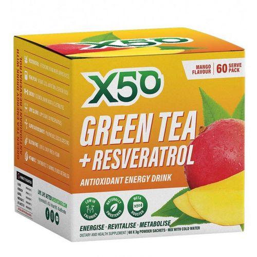 Green Tea Mango 60 serves