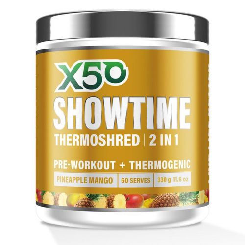 Showtime Thermoshred Pineapple Mango 60 Serves