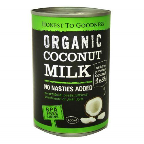 Organic Coconut Milk - 400ml