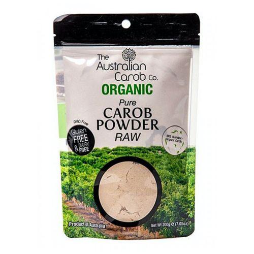 Pure Raw Carob Powder - 200g