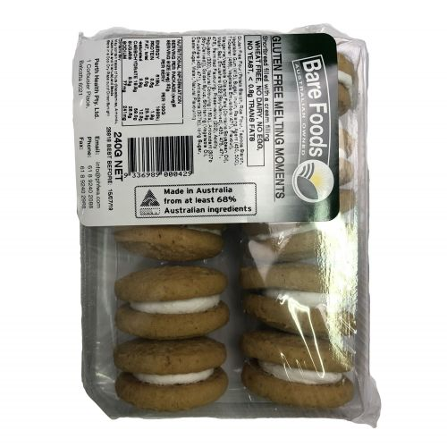 Melting Moments Biscuits - 240g