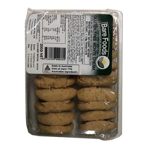 Monte Cream Biscuits - 200g