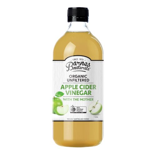 Organic Apple Cider Vinegar - 1L
