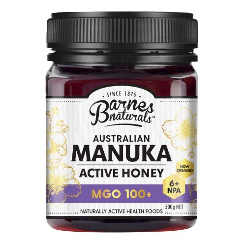 Australian Manuka Honey MGO 100+ 500g