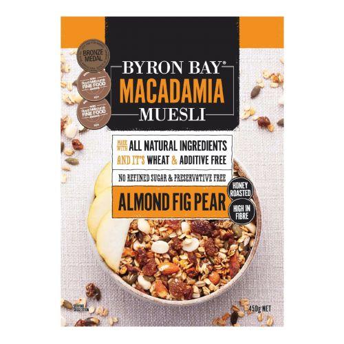 Almond Fig & Pear Muesli - 450g