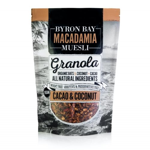 Cacao & Coconut Granola - 400g