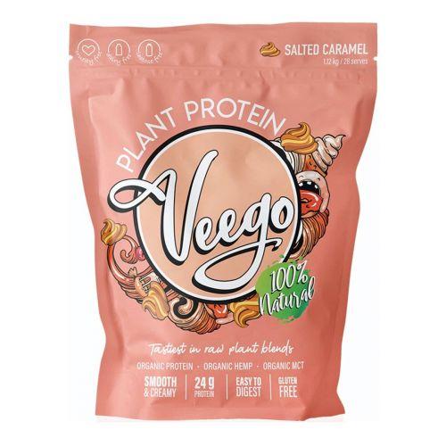 Plant Protein Salted Caramel 1.1kg 28 Serves