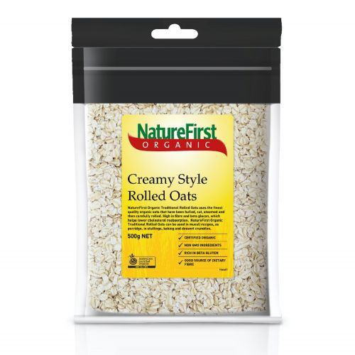 Traditional Creamy Oats - 500g