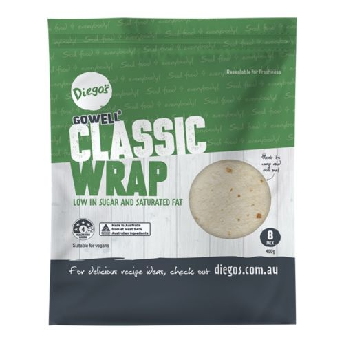 Gowell Classic Wrap 8 Pack - 400g