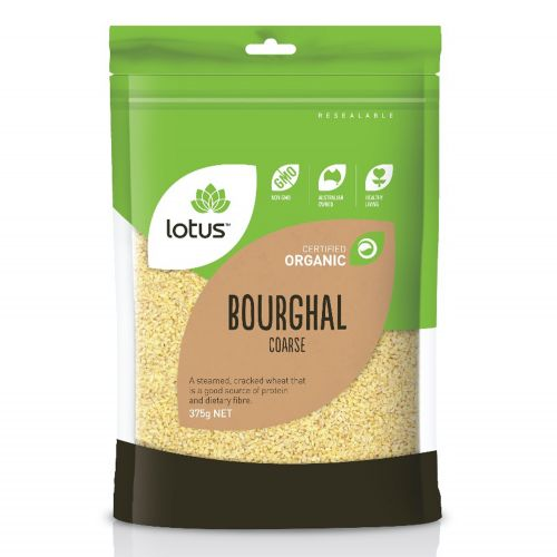 Organic Bourghal Coarse - 375g