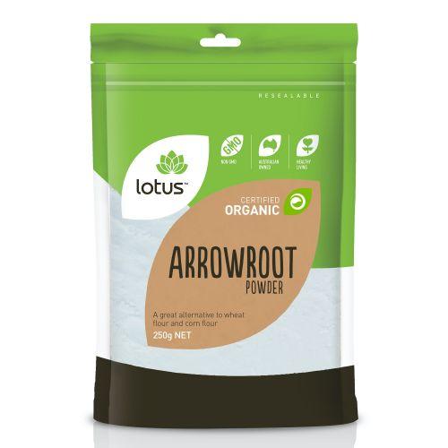 Organic Arrowroot Powder - 250g