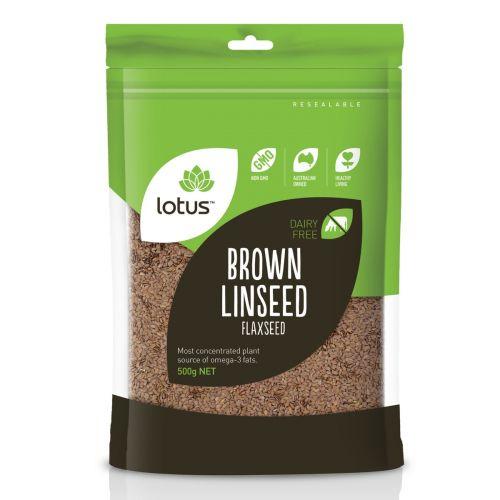 Brown Linseed (Flaxseed) - 500g