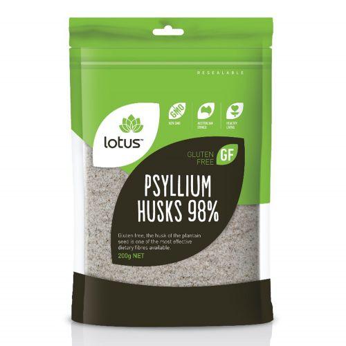 98% Psyllium Husk - 200g