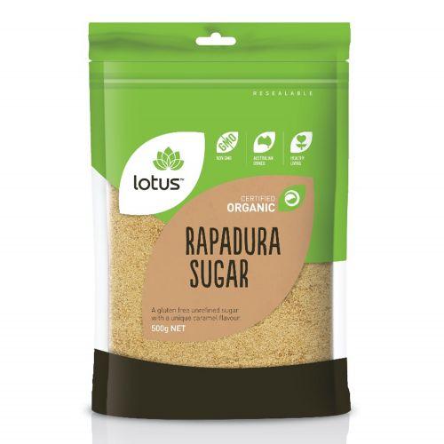 Organic Rapadura Sugar - 500g