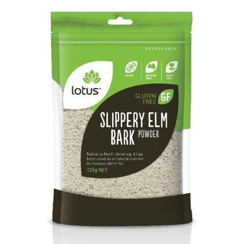 Slippery Elm Bark Powder - 125g