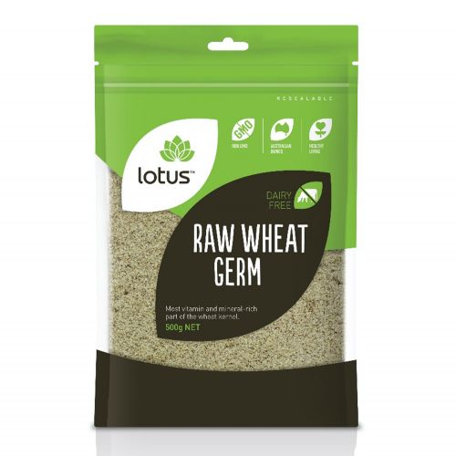 Raw Wheat Germ - 500g