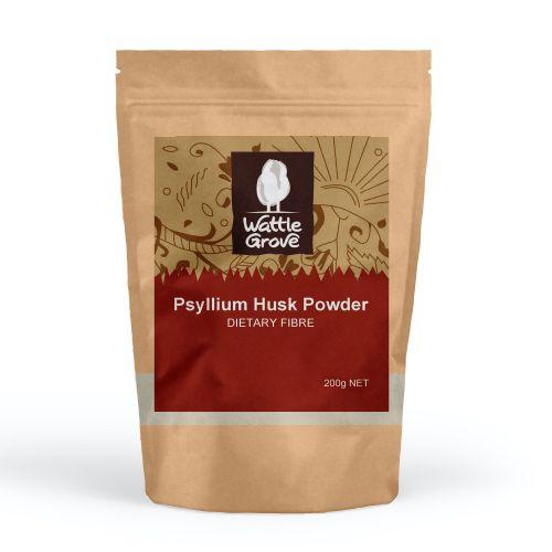 Psyllium Husk (95% Pure) - 200g