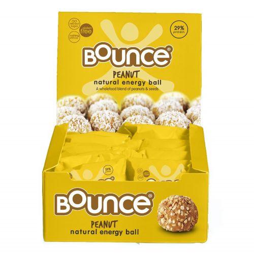Peanut Protein Energy Balls - 12 x 49g