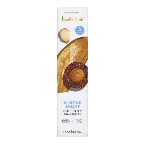 Nut Butter Filled Balls Almond Amaze 200g