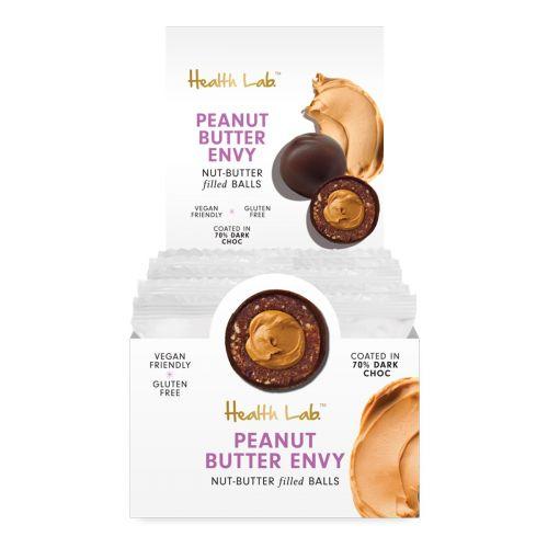 Nut Butter Filled Ball Peanut Butter 40g 12 Pack