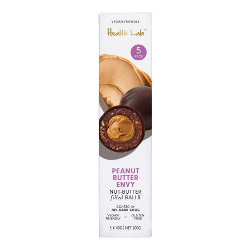 Nut Butter Filled Balls Peanut Butter 200g