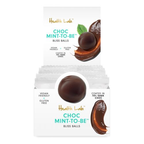 Choc Mint-To-Be Bliss Ball 40g 12 Pack