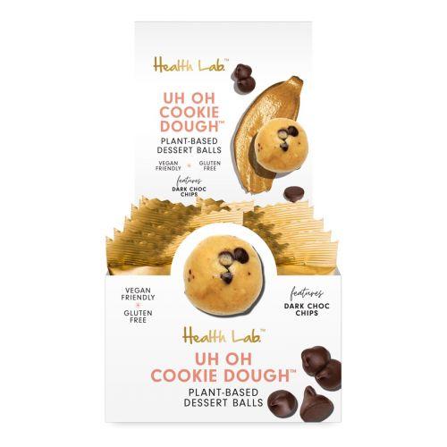 Raw Dessert Balls Cookie Dough 30g 12 Pack
