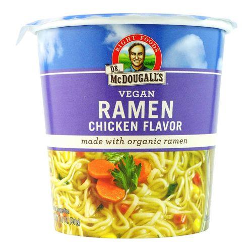 Vegan Big Cup Chicken Ramen 51g