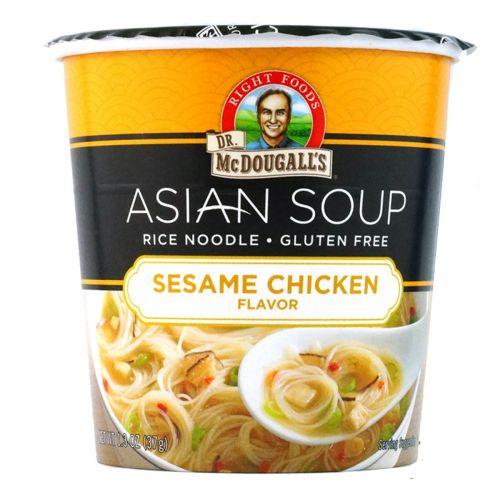 Vegan Rice Noodles Sesame Chicken 37g