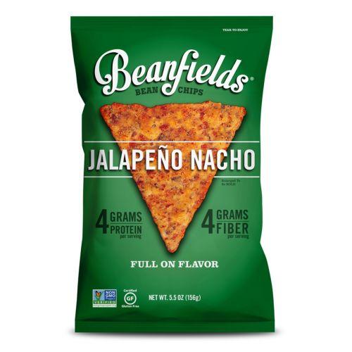 Bean Chips Jalapeno Nacho 156g