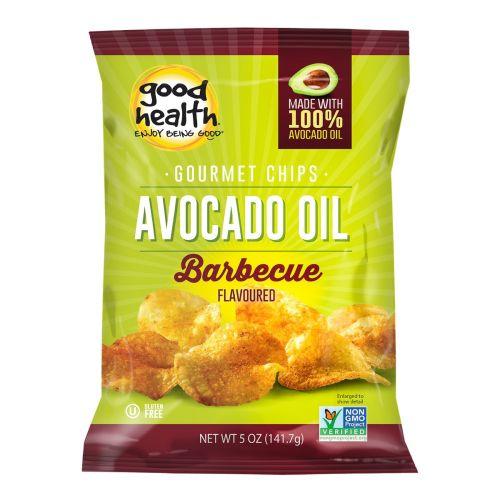 Avocado Oil Potato Chips Barcelona BBQ - 142g