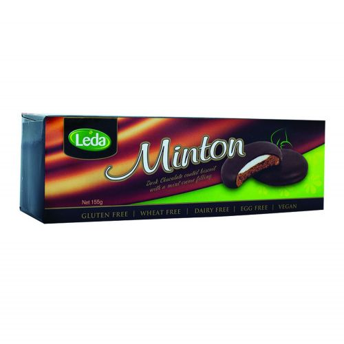 Minton Chocolate Biscuits - 155g