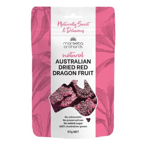 Australian Dried Red Dragonfruit 57g