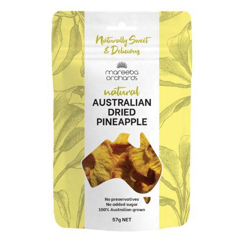 Australian Dried Pineapple 57g