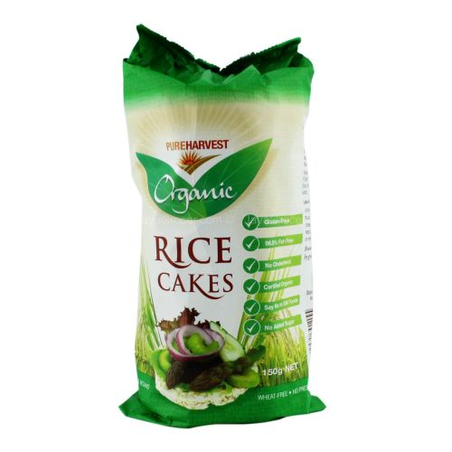 Organic Rice Cake - 150g