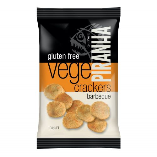 Vege Crackers Barbeque - 100g