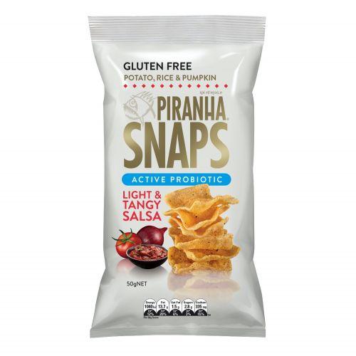 Snaps Probiotics Light & Tangy Salsa - 50g