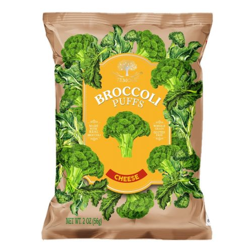 Broccoli Puffs Cheese - Best Before 25/12/21