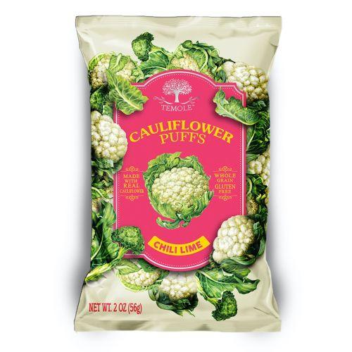 Cauliflower Puffs Lime Chili 56g