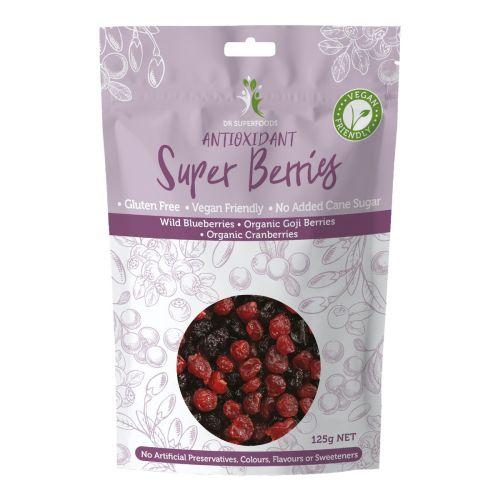 Antioxidant Super Berries - 125g