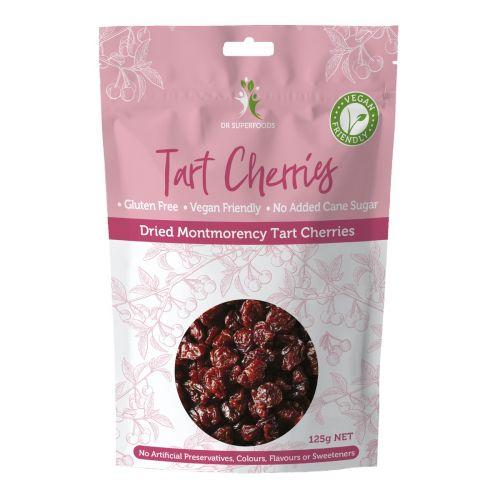 Dried Tart Cherries - 125g