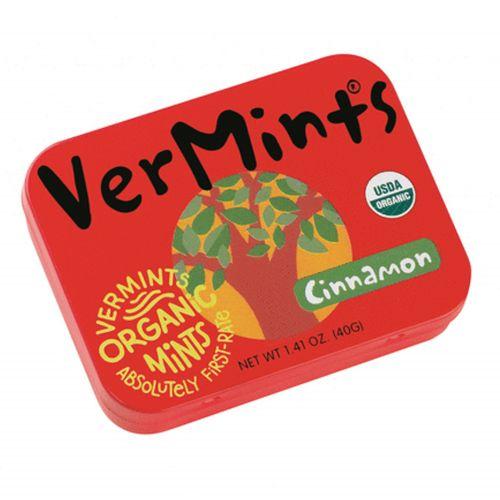 Organic Cinnamon Mints - 40g