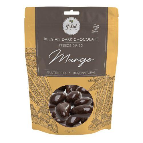 Dark Chocolate Freeze Dried Mango 100g