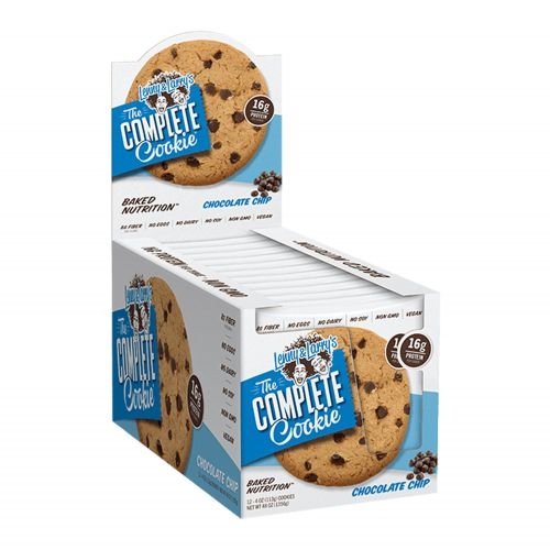 Complete Cookie Bar Choc Chips - 12 x 113g