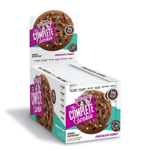 Complete Cookie Bar Chocolate Donut - 12 x 113g