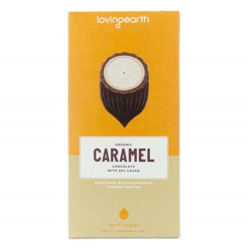 Caramel Chocolate Bar - 80g