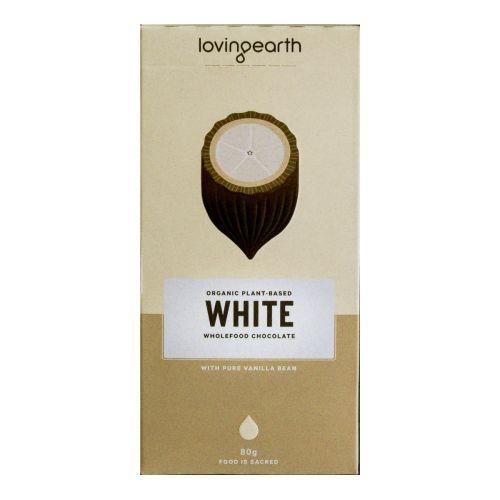 White Chocolate Bar - 80g