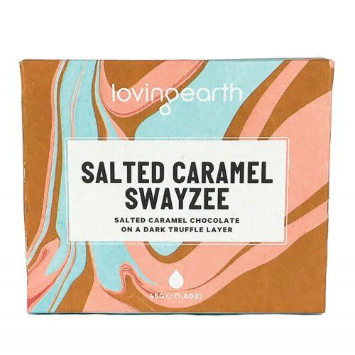 Salted Caramel Swayzee Bar -  11 x 45g