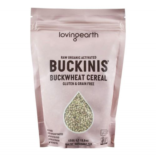Activated Buckinis - 450g
